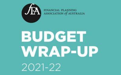 Federal Budget Summary 2021-22